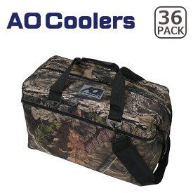 AOクーラーズ クーラーボックス 36 PACK MOSSY OAK COOLER モッシーオーク ブレイクアップ