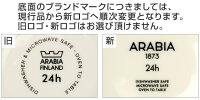 アラビア(Arabia)24hAvecアベック20cmプレートブルーblue北欧食器Arabia食器洗い機対応