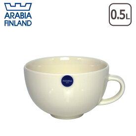アラビア(Arabia) 24h 0.5Lカップ ホワイト Arabia 北欧 食器