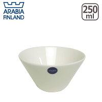 アラビア(Arabia)ココ(koko)ボウル250mlホワイト北欧フィンランド食器Arabia食器洗い機対応