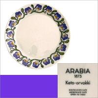 アラビア(Arabia)ケトオルヴォッキ26cmプレートArabia北欧食器