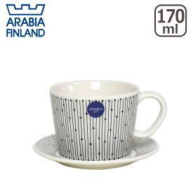 アラビア(Arabia) マイニオ(Mainio) SARASTUS コーヒーカップ&ソーサー 北欧 フィンランド 食器 Arabia 食器洗い機 対応 ギフト・のし可 GF3
