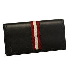 BALLY ◆バリー TALIRO 長財布 小銭入れ付 チョコレート ギフト・のし可