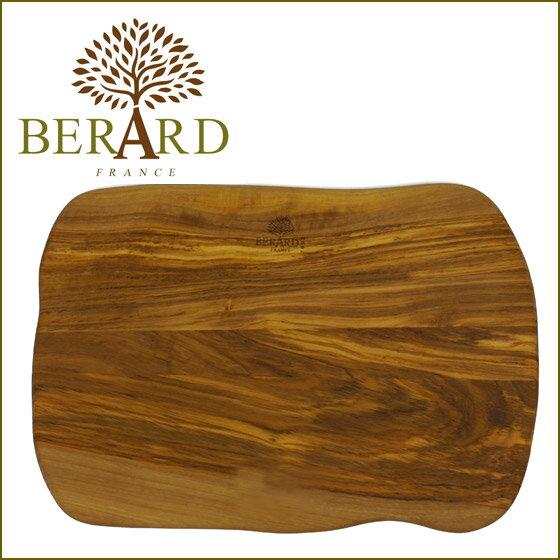 BERARD(ベラール) オリーブウッド カッティングボード 54081 木製 まな板 食器 プレート ウッドプレート トレー カフェ