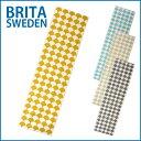 キッチンマット 洗えるラグ 北欧 ブリタスウェーデン 70x250 cm Brita sweden プラスティックラグ 玄関マット 屋外使用も!Gerda 選べ...