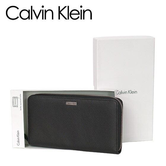 カルバンクライン Calvin Klein ラウンドファスナー 長財布 79441 小銭入れつき サイフ 北海道・沖縄は別途540円加算 ギフト・のし可