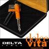 Delta三角洲◆钢笔doruchiebitapapiyon Dolcevita Papillon笔尖F
