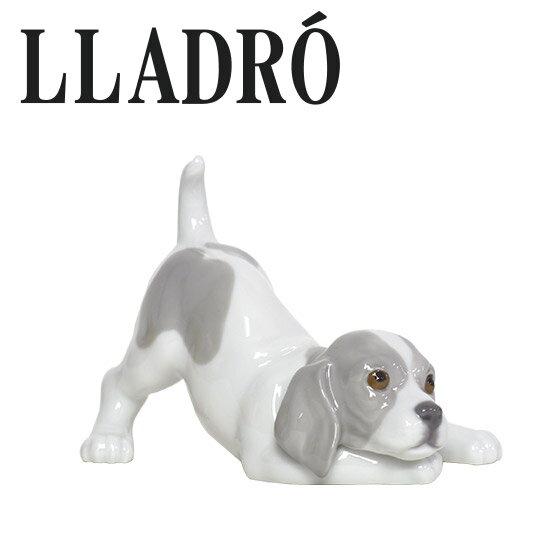 【Max1,000円OFFクーポン】リヤドロ 犬 動物 LLADRO いたずらっこ 9135 ギフト・のし可 北海道・沖縄は別途945円加算