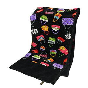 フェイラー バスタオル FEILER クレイジーバッグ 75x150cm Chenille Bath Towel Crazy bags ギフト雑貨 ギフト・のし可