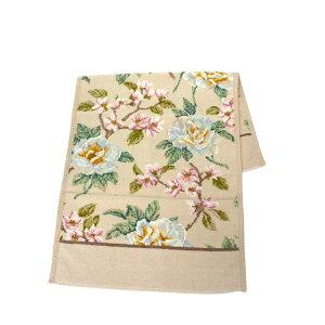フェイラー ハンドタオル 37cm×80cm FEILER バニラローズ FEILER Chenille Guest Towel Vanilla Rose ギフト・のし可