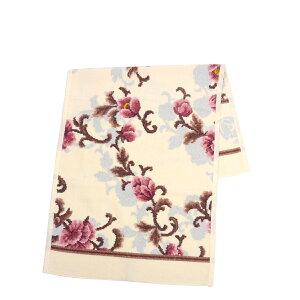 フェイラー ハンドタオル 37cm×80cm Legacy Bloom クリーム Towel FEILER ギフト・のし可