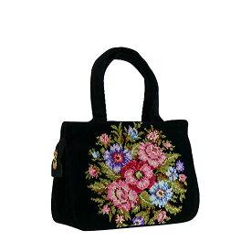 フェイラー バッグ TA1 ビエンナ FEILER 花柄 トートバッグ Vienna Bag (ショルダーバッグにも)ハンドバッグ プレゼントに レディース ギフト・のし可