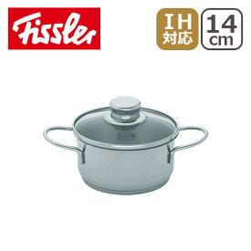 Fissler(フィスラー) スナッキー キャセロール 14cm 008-126-14-000 両手鍋 [IH対応] ギフト・のし可