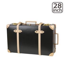 グローブトロッター サファリ 28インチ EXTRA DEEP SUITCASE W/WHEELS スーツケース2輪 COFFEE BROWN & NATURAL 北海道・沖縄は別途962円加算