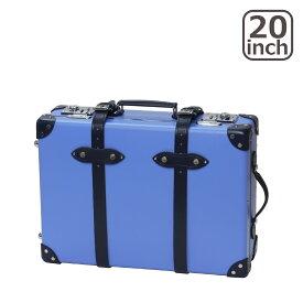 グローブトロッター クルーズ 20インチ TROLLEY CASE スーツケース2輪 ROYAL BLUE & NAVY