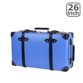 グローブトロッター クルーズ 26インチ EXTRA DEEP TROLLEY CASE スーツケース2輪 ROYAL BLUE & NAVY 北海道・沖縄は別途945円加算