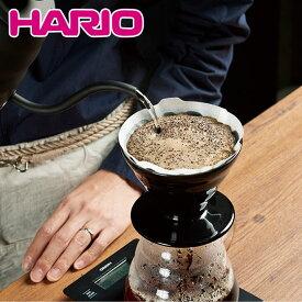 【Max1,000円OFFクーポン】HARIO(ハリオ)V60 透過ドリッパー 02 粕谷モデル KDC-02-B