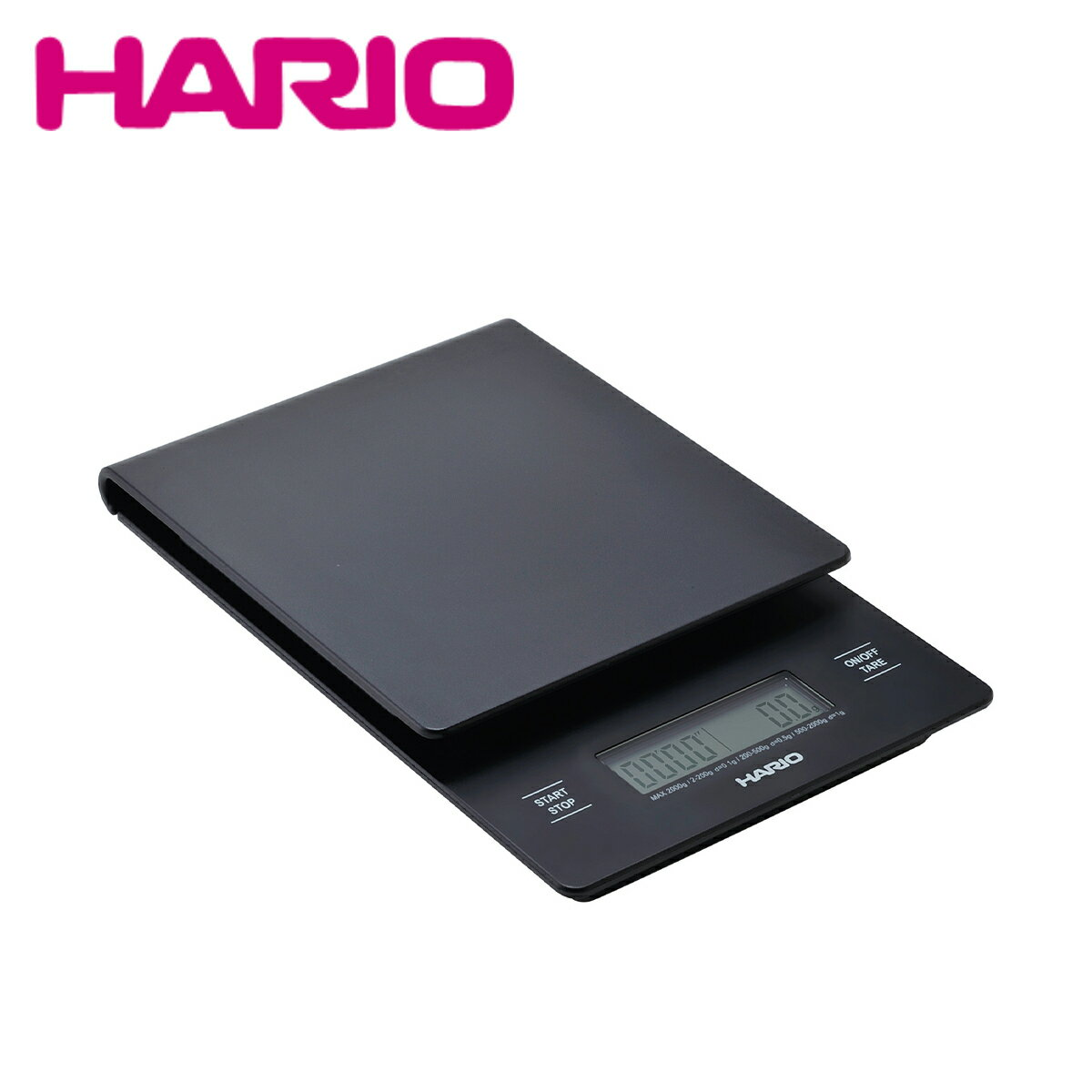 HARIO(ハリオ)V60 ドリップスケール VST-2000B【楽ギフ_包装】【楽ギフ_のし宛書】