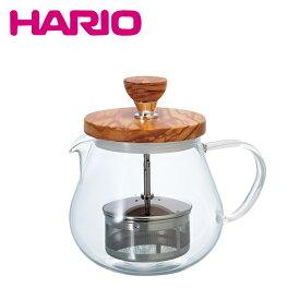 HARIO(ハリオ)ティオール・ウッド TEO-45-OV 450ml