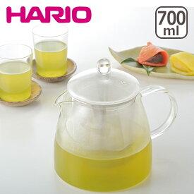 【ポイント5倍 12/1】HARIO(ハリオ)リーフティーポット・ピュア 700ml CHEN-70T