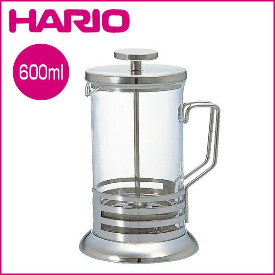 HARIO(ハリオ)ハリオール・ブライト 4杯用 THJ-4SV ティーサーバー【楽ギフ_包装】【楽ギフ_のし宛書】
