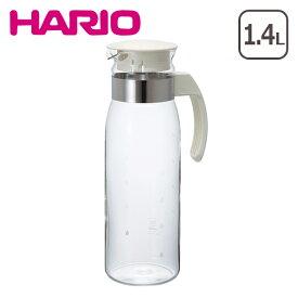 HARIO(ハリオ)冷蔵庫ポットスリムN 1400ml RPLN-14-OW