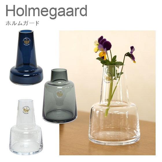 ホルムガード フローラ フラワーベース H12 花瓶 ガラス 選べるデザイン Holmegaard ギフト・のし可