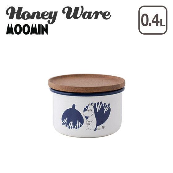 富士ホーロー ムーミン 保存容器 琺瑯 9cmキャニスター S ムーミンポーセリンエナメルシリーズ MTA-9CNS.A Honey Wareハニーウェア ギフト・のし可