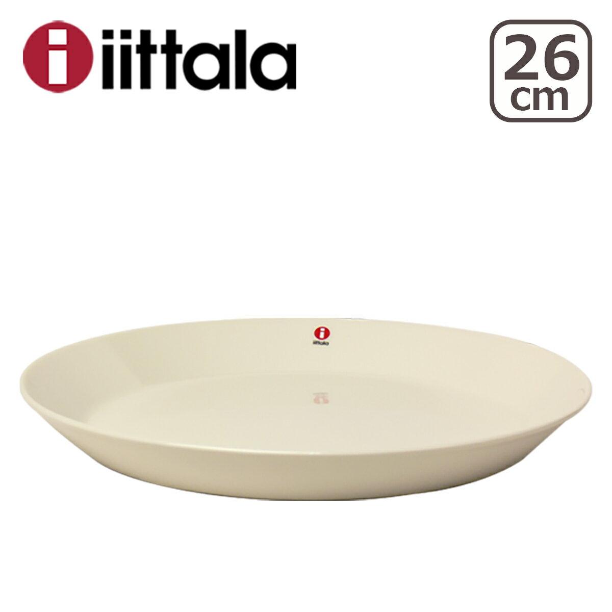 【Max1,000円OFFクーポン】イッタラ iittala ティーマ TEEMA 26cm プレート ホワイト 白皿 北欧 フィンランド 食器 ittala