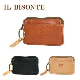 IL BISONTE イルビゾンテ C0747P コインケース 選べるカラー ギフト・のし可