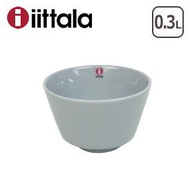 イッタラ ティーマ ティーミ ライスボウル 0.3L パールグレー お茶碗 iittala TEEMA TIIMI