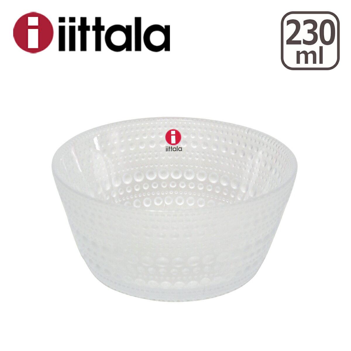 イッタラ カステヘルミ iittala (KASTEHELMI) ボウル 230ml MATT FROSTED(マットフロスト) ガラス ボウル イッタラ/ittala 北欧 フィンランド 食器