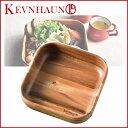 KEVNHAUN(ケヴンハウン)15-L 木製 スクウェアボウル L【楽ギフ_包装】【楽ギフ_のし宛書】
