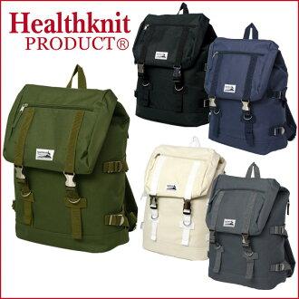 헬스 니트(healthknit) 배낭 메탈 버클 백 팩 HKB1051 선택할 수 있는 5 칼라♪[홋카이도・오키나와는 별도 540엔 드는]맨즈 레이디스 통학 아웃도어
