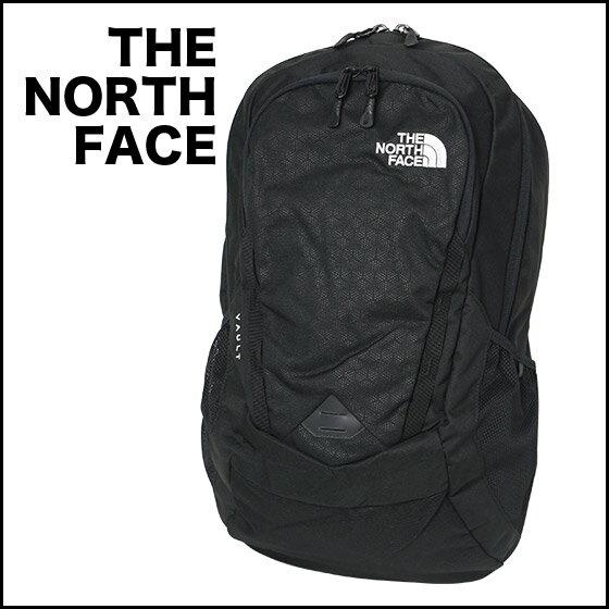 ノースフェイス リュック THE NORTH FACE VAULT ヴォルト バックパック BLACK メンズ レディース 北海道・沖縄は別途540円加算