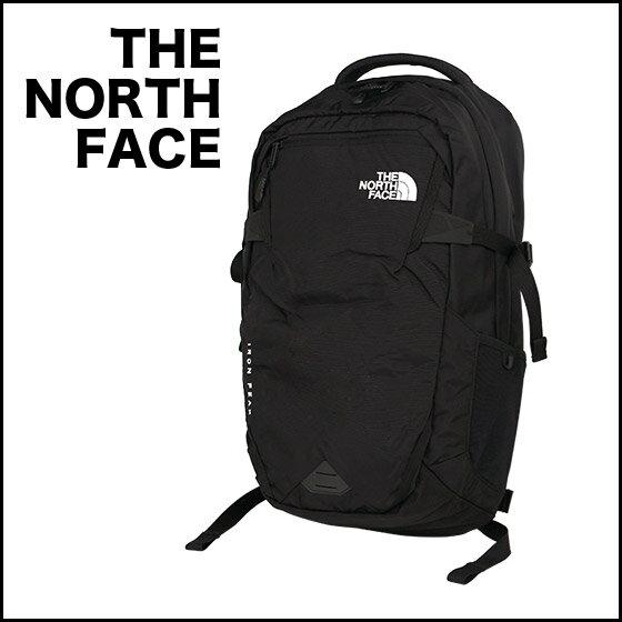 ノースフェイス リュック THE NORTH FACE IRON PEAK アイアンピーク バックパック BLACK メンズ レディース