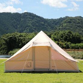 【Max1,000円OFFクーポン】ノルディスク Utgard 13.2 Basic Cotton Tent 142010 ウトガルド 13.2 ベーシック コットン テント 6人用 北海道・沖縄は別途945円加算