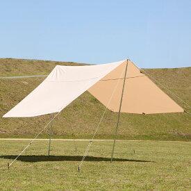 ノルディスク タープ カーリ 12 Nordisk Kari カリ Basic Cotton Tarp Incl. Pegs/Poles/Guy Ropes 142017