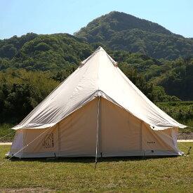 ノルディスク アスガルド テント ベーシック コットン Nordisk Asgard 12.6 Basic Cotton Tent 142023 6人用 2014年モデル ワンポールテント・ベルテント