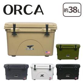 オルカクーラーボックス ORCA Coolers 40 Quart アメリカ製