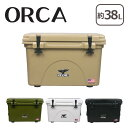 オルカクーラーボックス ORCA Coolers 40 Quart 選べるカラー アメリカ製