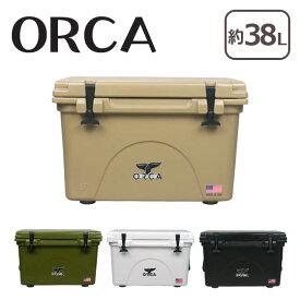 オルカクーラーボックス ORCA Coolers 40 Quart 選べるカラー アメリカ製【c4h】