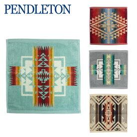 【Max1,000円OFFクーポン】ペンドルトン タオル Pendleton XB220 Wash Cloth Towel ジャガード ウォッシュタオル(タオルハンカチ・ハンドタオル) 33x33cm 選べるカラー Jacquard Wash Cloth ギフト・のし可