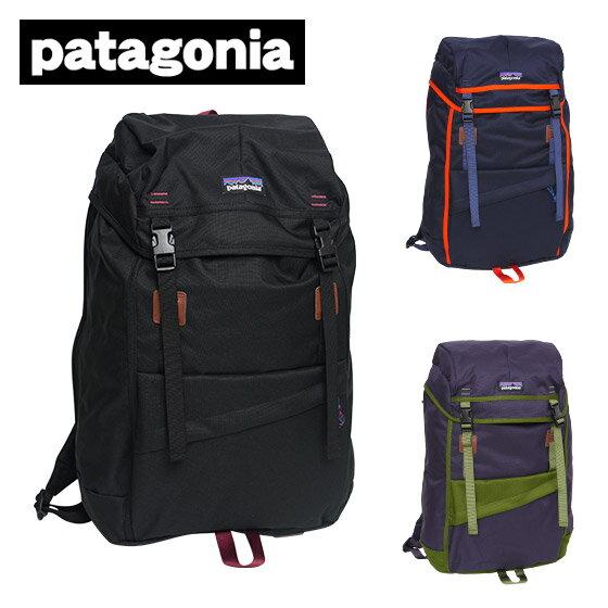 PATAGONIA パタゴニア バックパック 47970 アーバー・グランデ・パック 32L 選べるカラー Arbor Grande Pack 32L Black メンズ レディース 旅行 出張