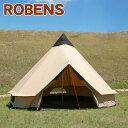 ローベンス Klondike(クロンダイク)6人用ベルテント 130189 アウトバック レンジシリーズ Robens
