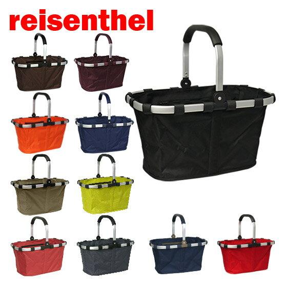 【Max1,000円OFFクーポン】reisenthel ライゼンタール キャリーバッグ carry bag 無地 ギフト可