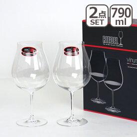リーデル ヴィノム ニューワールド・ ピノ・ノワール 6416/16≪ペアグラス≫ 2個入り RIEDEL ワイングラス