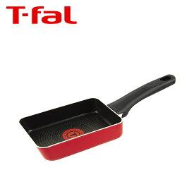 ティファール T-fal 直火専用(IH不可) パワーグライドシリーズ フェアリーローズ エッグロースター 12 x 18cm C50018