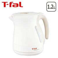 T-fal(ティファール)電気ケトルジャスティンプラスサーブル1.2LKO340177【T-fal0220】【9】