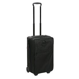 TUMI (トゥミ) 22020 ALPHA2シリーズ TSAロック付き インターナショナル・エクスパンダブル・2ウィール・キャリーオン◆スーツケース ブラック 北海道・沖縄は別途962円加算